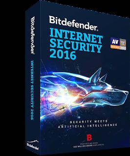 Bitdefender Internet Security 2016 Serial Key Giveaway