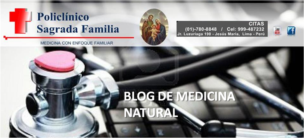 MEDICINA NATURAL