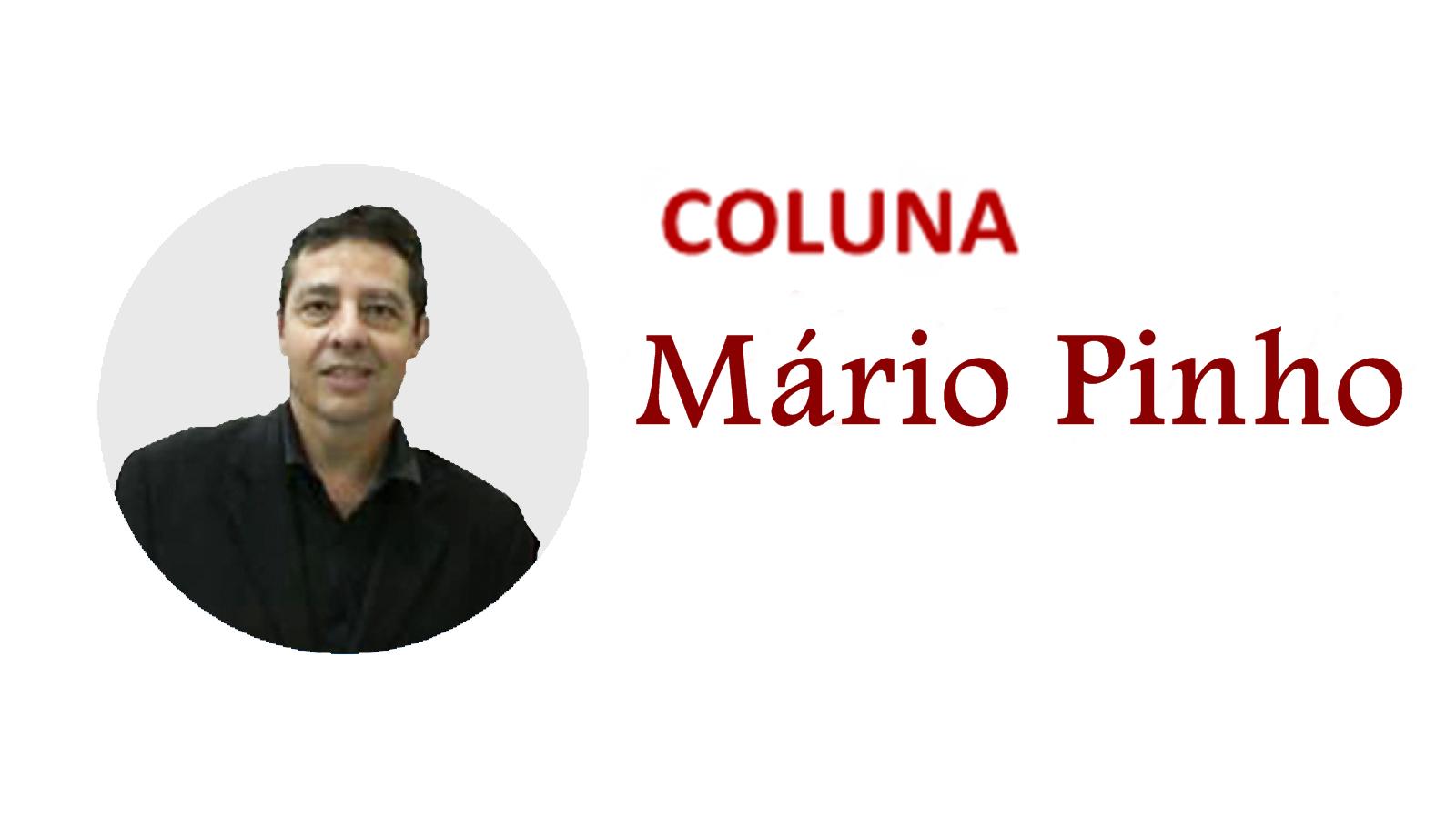 Coluna Fácil: Mario Pinho