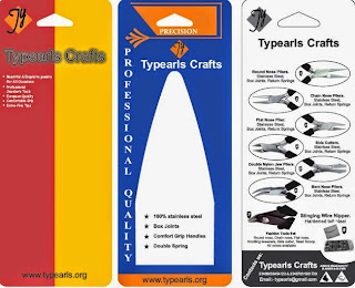 customised wirework tools-typearls