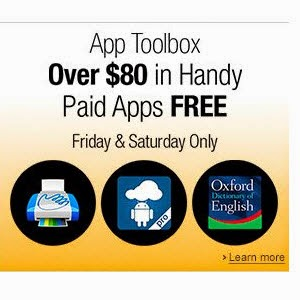 Amazon: Get over $90 worth of Android productivity apps FREE until Saturday