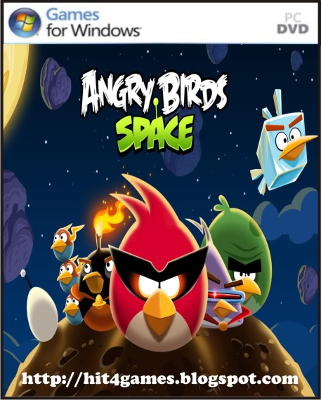 Angry Bird Space v1.4.0