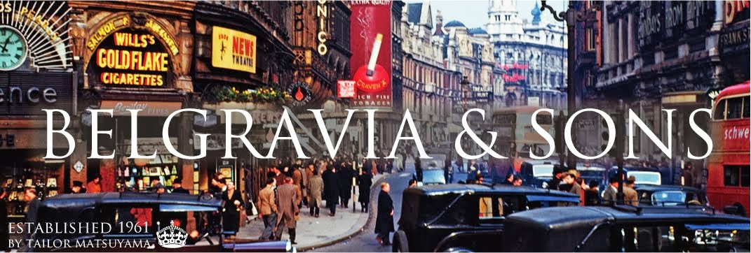 Belgravia&Sons  ~traditional and excluding work diary.~