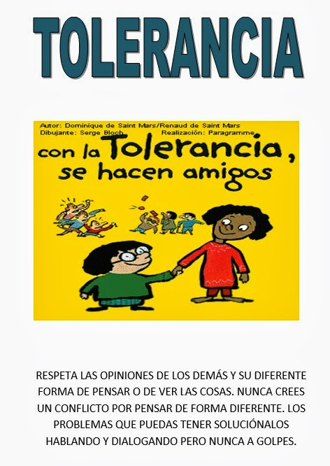 "Valor ""Tolerancia"""