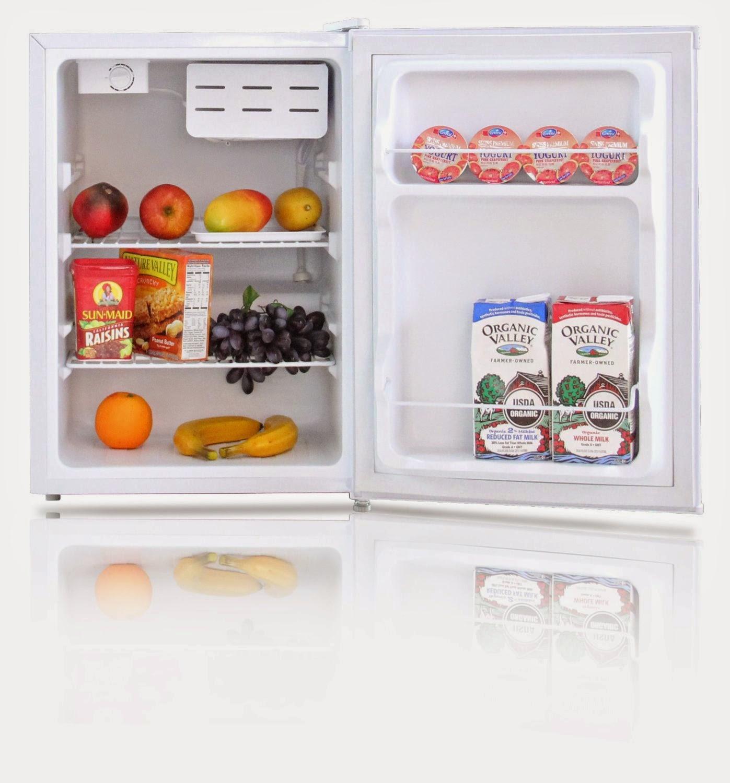 midea hs87l 24 cf white small fridge for sale