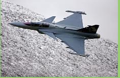 La Fuerza Aérea de Brasil quiere elevar su flota de Gripen hasta los 108 aparatos