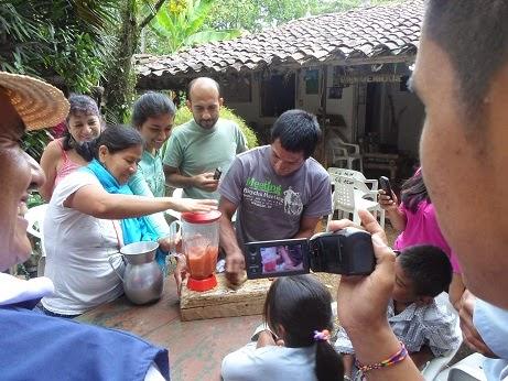 Cauca: En el bosque mágico para restablecer la armonía