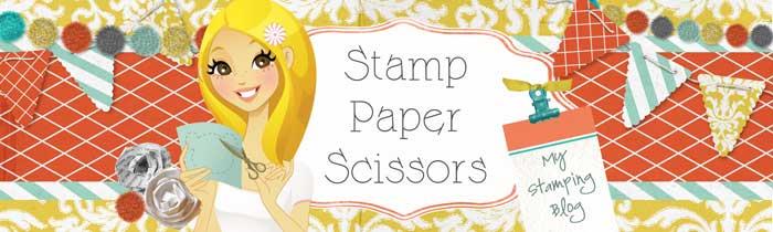 {Stamp} Paper Scissors