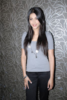 Sruthi Hasan at Seventh Sense Success Meet