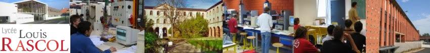 Projets et actions au Lycée L. Rascol