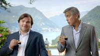 Jack Black & George Clooney Nespresso commercial 2015
