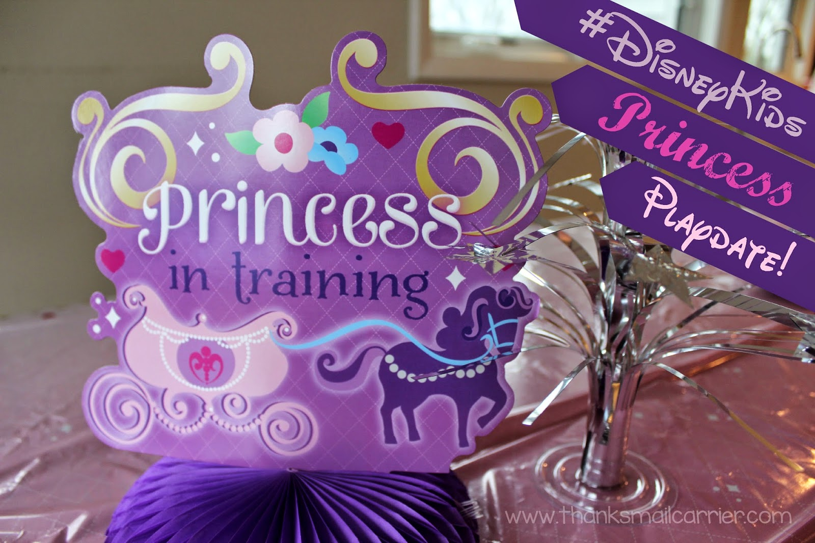 Disney Kids Princess Playdate