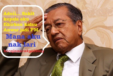 Tun Dr Mahathir Mohamad pengkhianat