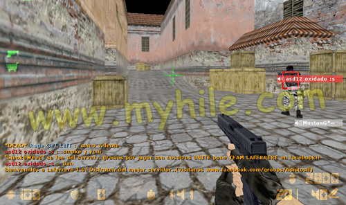 Counter Strike SXE 15.0 Vip Hack (Wall Hack Aim) 12.03.2014