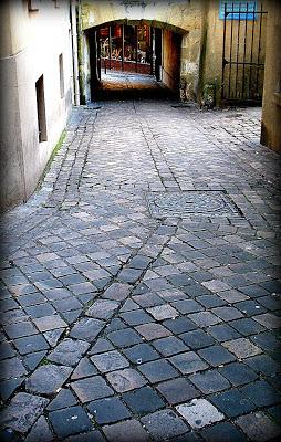 Rue du Bailliage - Une Nuit à Versailles