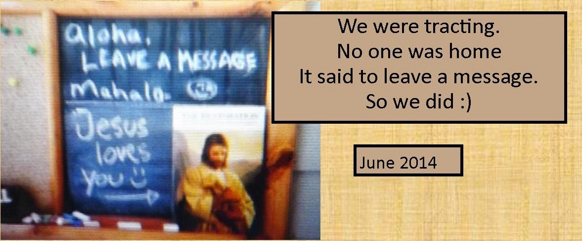 June 2014 - Jesus Loves You1