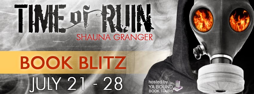 Time of Ruin – Book Blitz & Giveaway