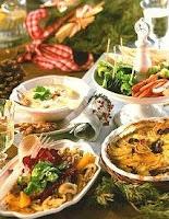 Receitas Vegetarianas para o Natal e Ano Novo
