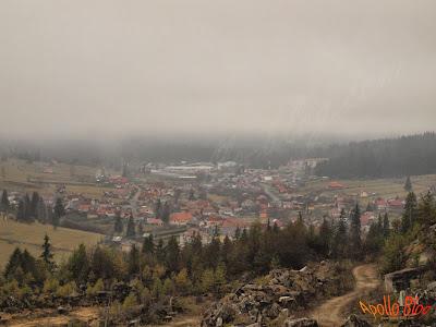 Panorama Borsec