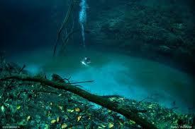 ANEH ! Sungai Dalam Laut