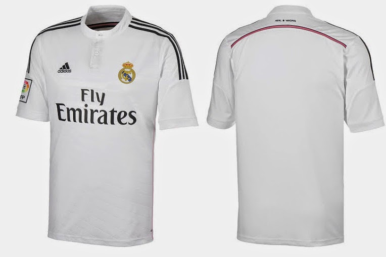 Jersey Home Real Madrid 2014-2015