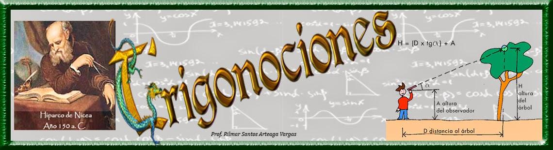 trigonociones