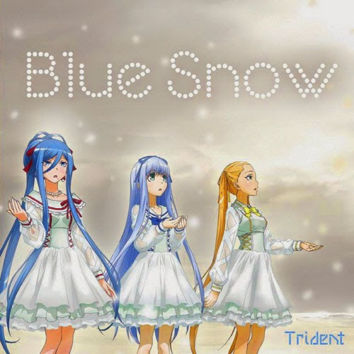 Blue Snow by Trident