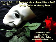 El Fantasma de la Opera de Gaston Leroux