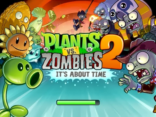 Plants Vs Zombies 2 1.9.2 Mod Apk