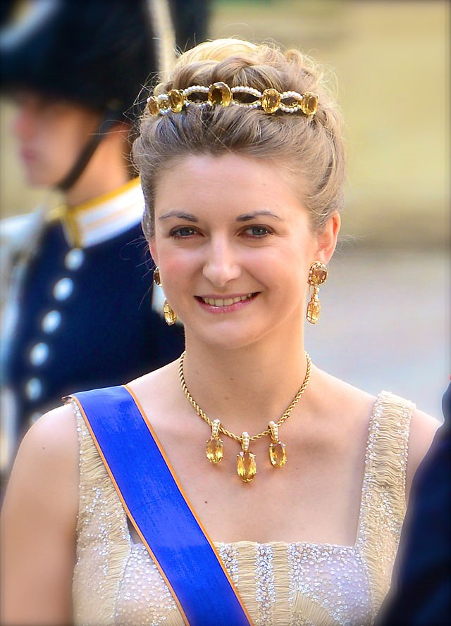 Happy birthday to Luxembourg's Princess Stephanie!