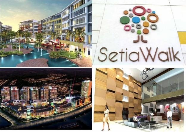 Setia Walk Puchong Selangor