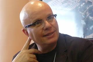 Marcelo Tas, um dos apresentadores do programa CQC