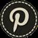 Passa lá no Pinterest