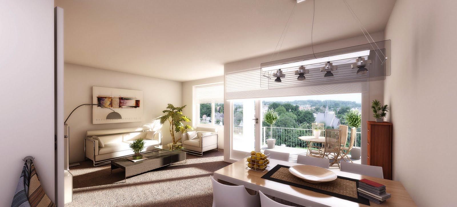 Huis interieur appartement interieur idee n voor 2012 for Interieur appartement design