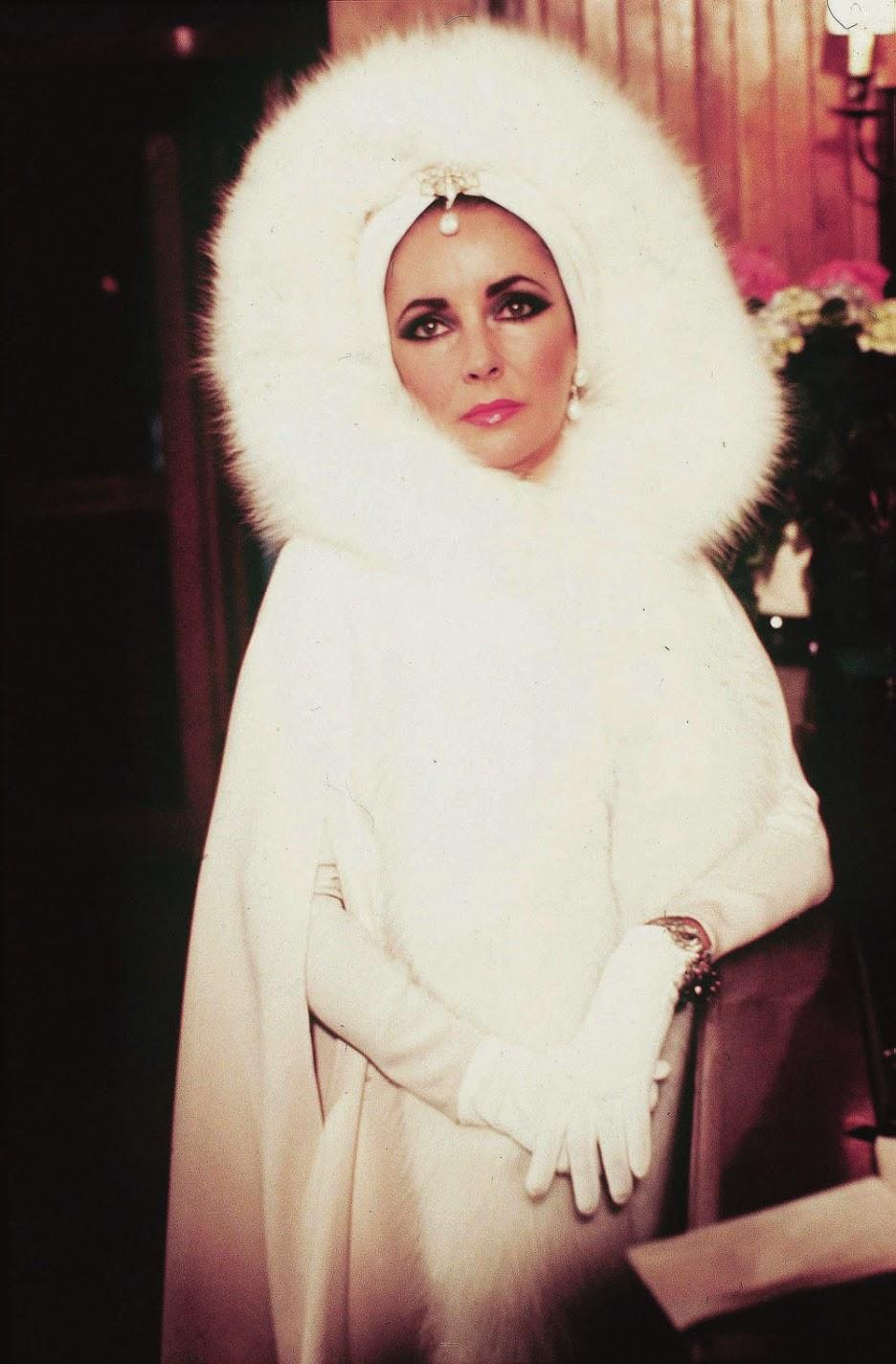 Elizabeth Taylor La Peregrina Pearl
