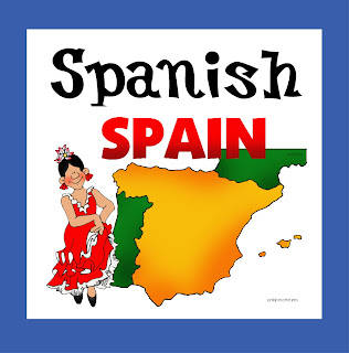 homeschool spanish preschool free printable packs