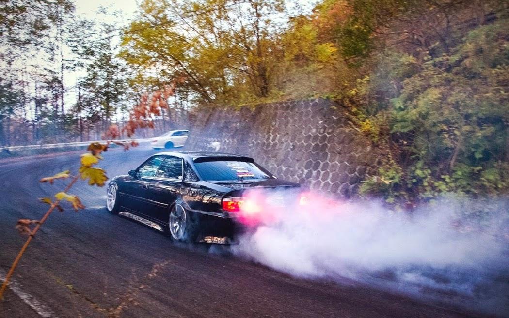 Toyota Chaser X100, tuning, pasja, drift, touge, sportowe samochody, zdjęcia