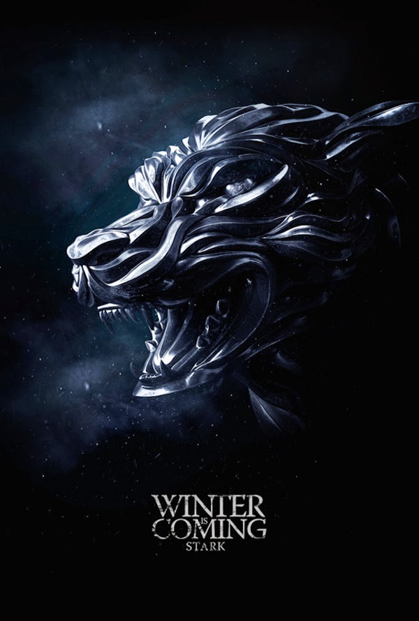 Game of Thrones Poster Design