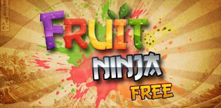 Download Game Android : Fruit Ninja Free 1.8.6