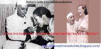 Congressi Character.. Neheru with Edwina