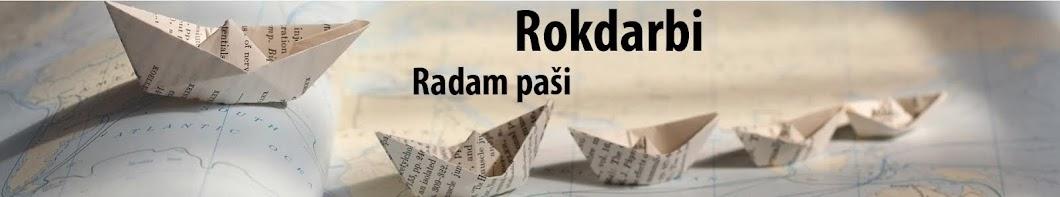 Rokdarbi