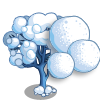 Farmville Snowball Tree