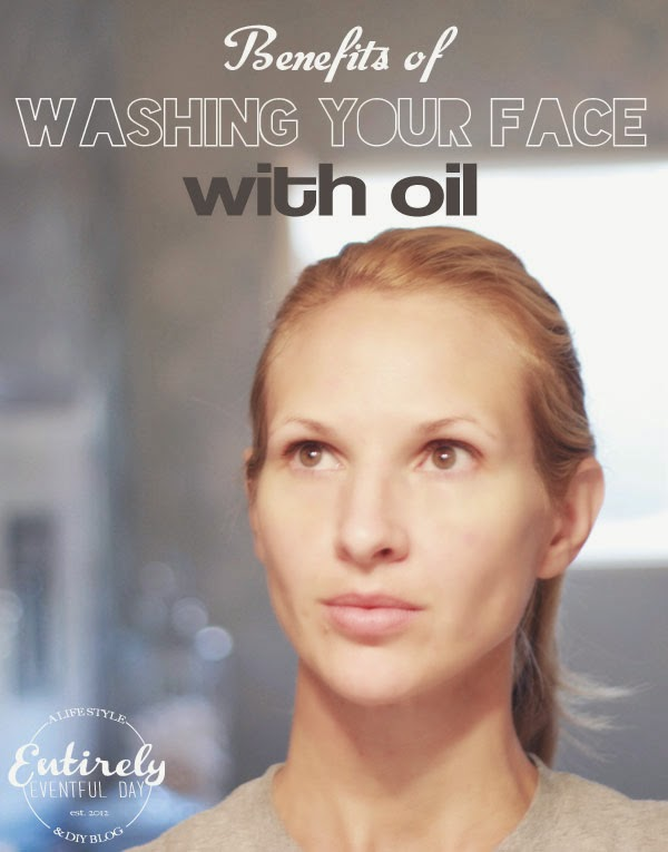 Benefits of washing your face with oil... so many benefits. #beauty #health #natural