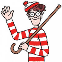 The Top 50 Animated Characters Ever: 50. Where's Wally