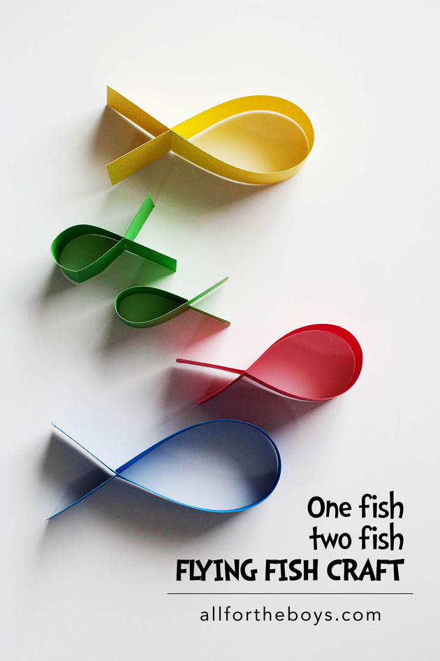 Delicious reads dr seuss day for One fish two fish read aloud