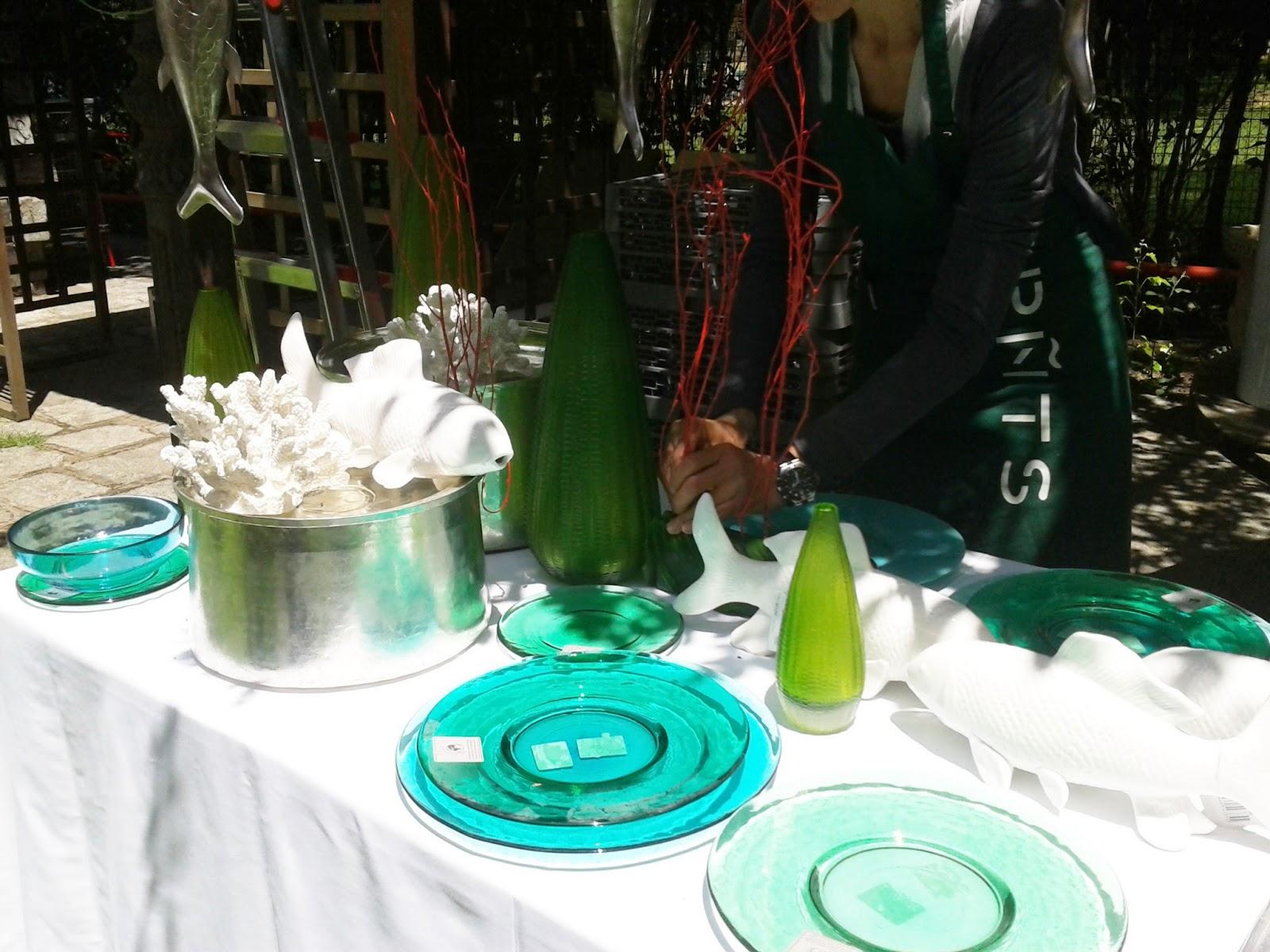 El mar en tu mesa - Los penotes decoracion ...