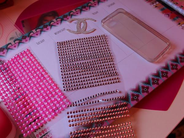 DIY - Capa Chanel  ♡