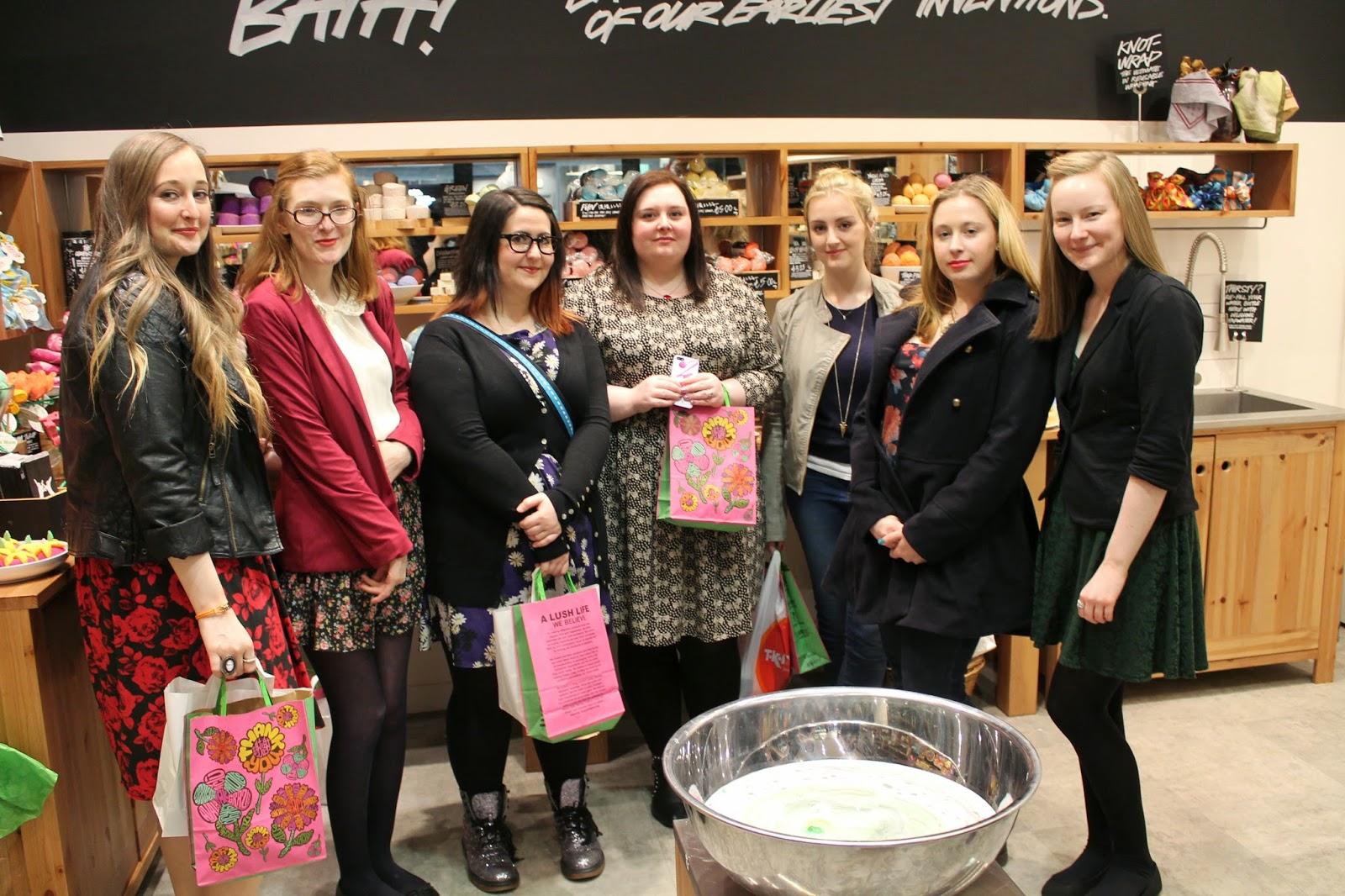 Baker Street Meet, Middlesbrough - Lush Store