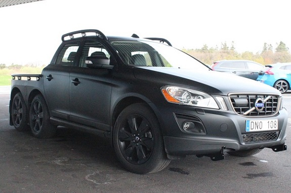Volvo XC60 Pick Up