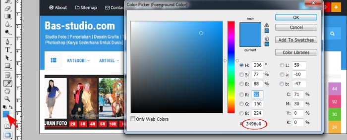 kode warna